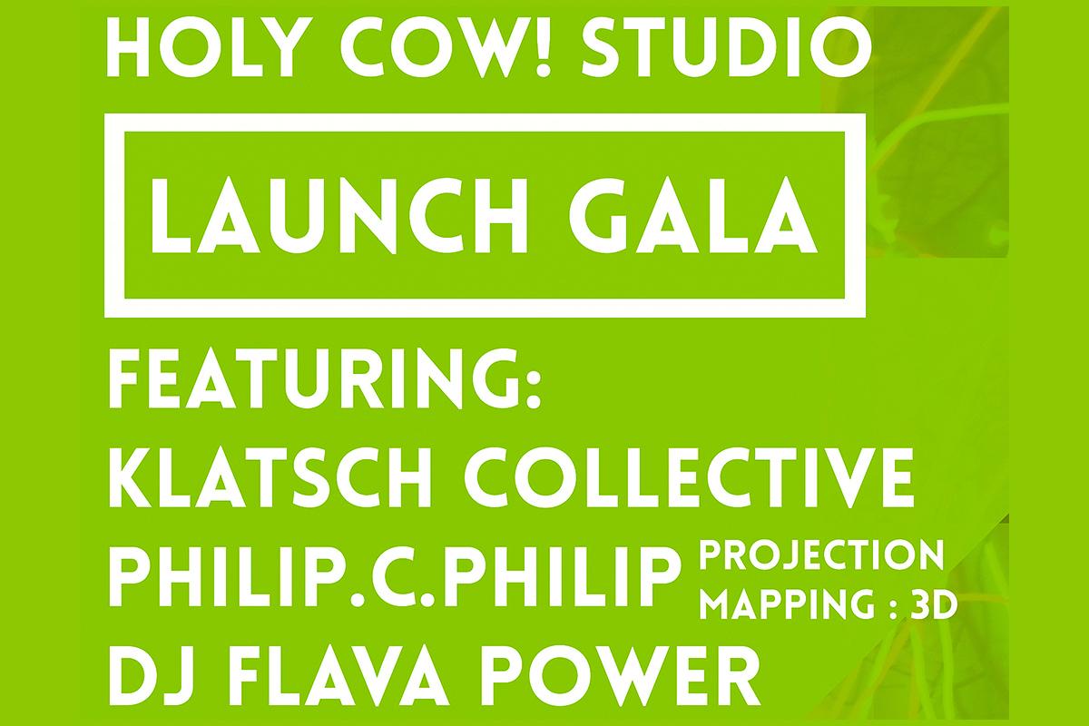 Studio Launch Gala