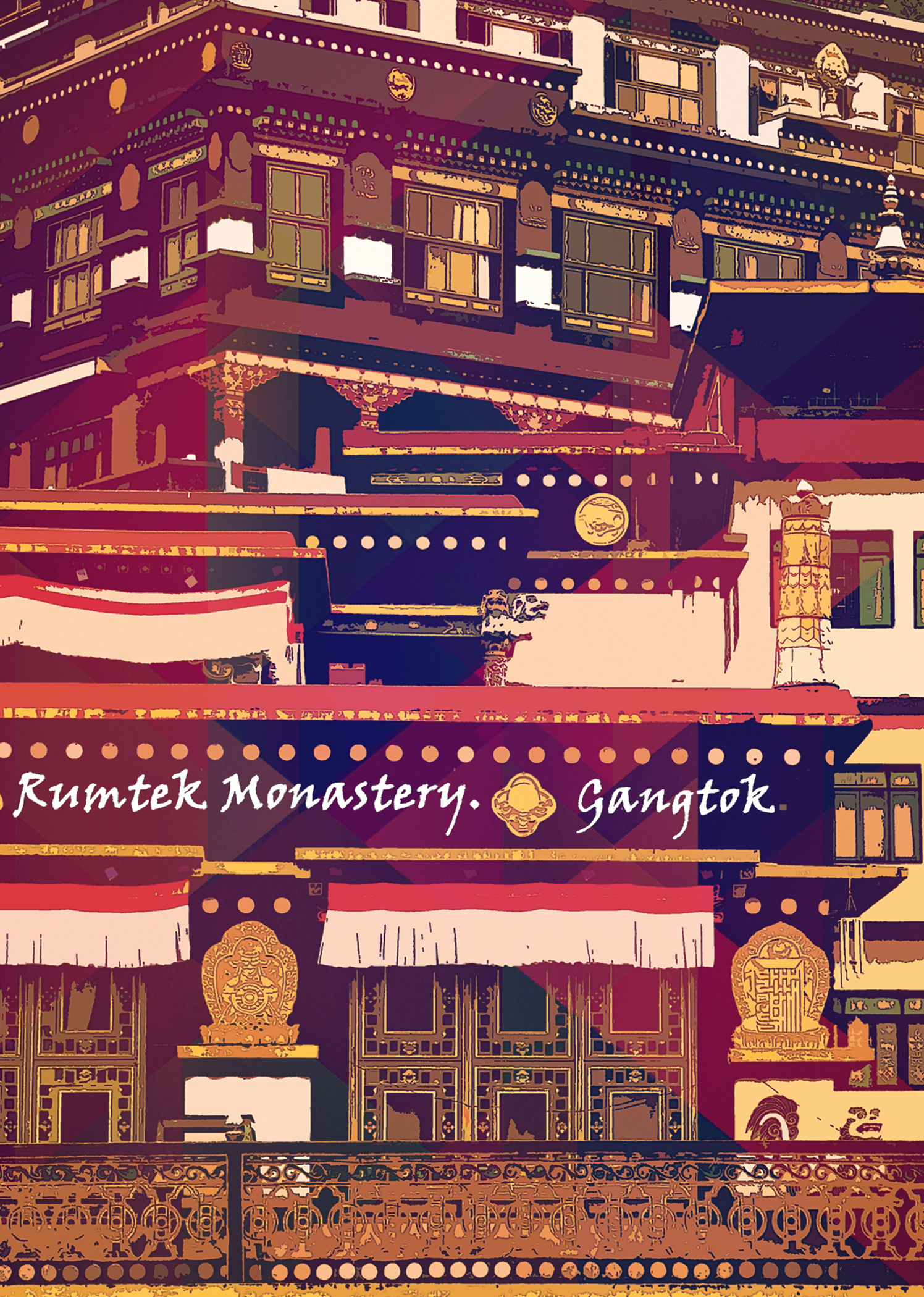 RumtekMonastrery_Postcard_Front_7x5in
