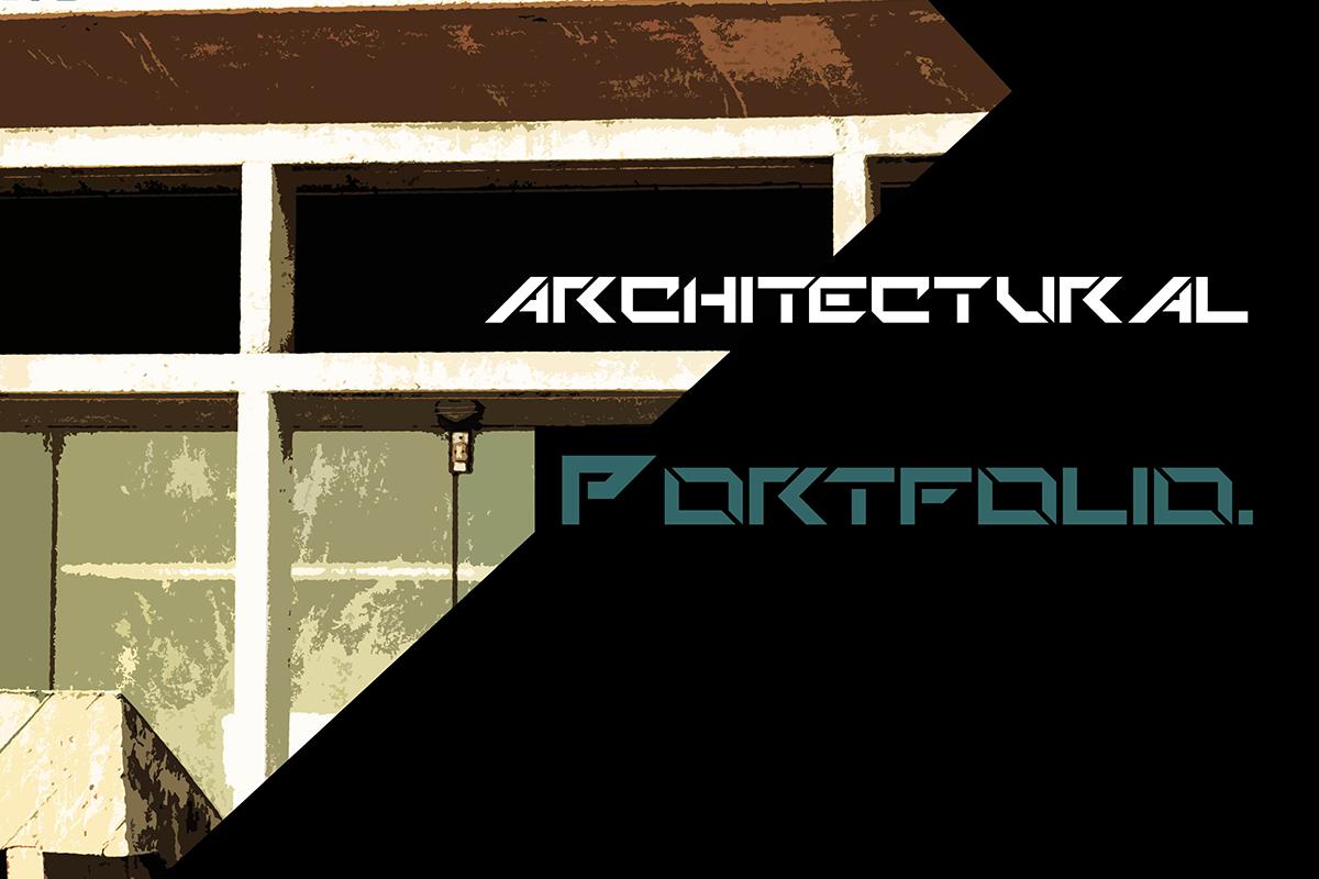 Architecture School Work, 2009-14