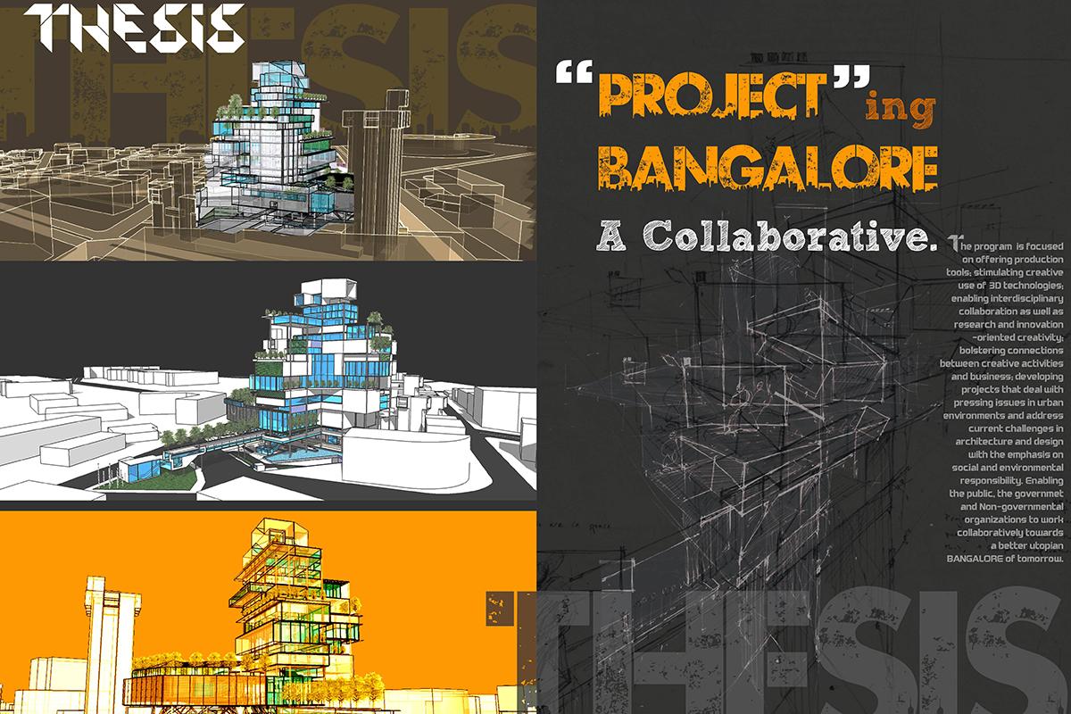 'PROJECT'ing Bangalore, 2014